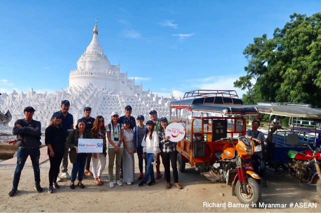 TAT promotes ASEAN with media fam trip linking Thailand with Myanmar and Lao PDR