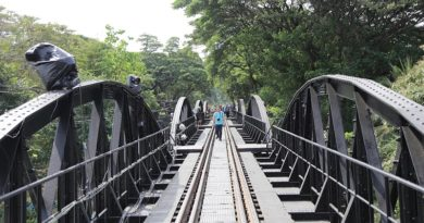 River Kwai Bridge Week from 24 November to 6 December 2017