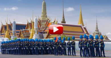 How to watch the Royal Cremation Ceremony of HM King Bhumibol Adulyadej