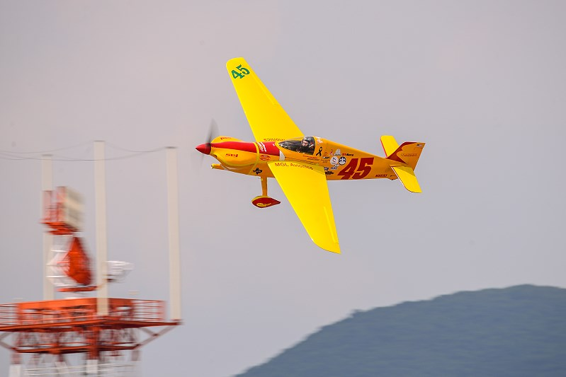 Thailand reaches for the sky with Air Race 1 World Cup