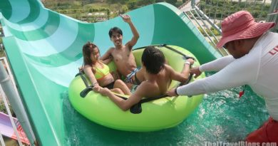 Ramayana Water Park in Pattaya is the top trending attraction in Southeast Asia