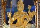 Anniversary celebrations for the Erawan Shrine on 9th November