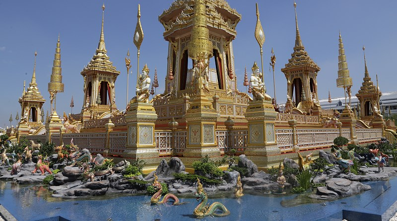 The Royal Crematorium to remain open until 31 December 2017