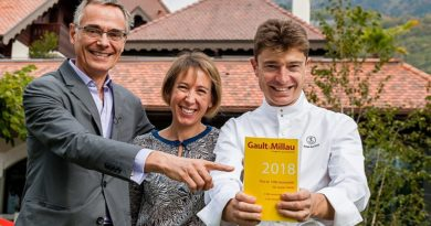 The new Gault & Millau restaurant guide to feature a 'Tasty Thailand' guidebook supplement
