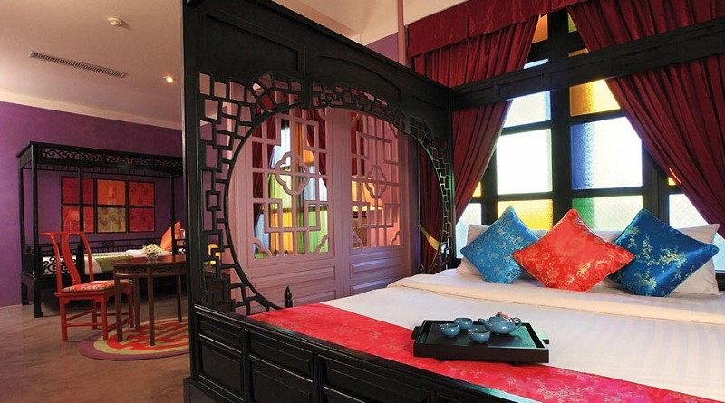 Shanghai Mansion Bangkok Named Southeast Asia Best City Boutique Hotel 2017 Thai Travel News Events