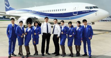 Nakhon Ratchasima airport has operated its first chartered flights