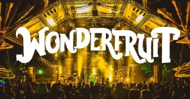 Wonderfruit music and art festival from 14-17 December 2017