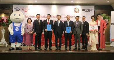 TAT and Gurunavi Inc sign partnership agreement to promote food and tourism
