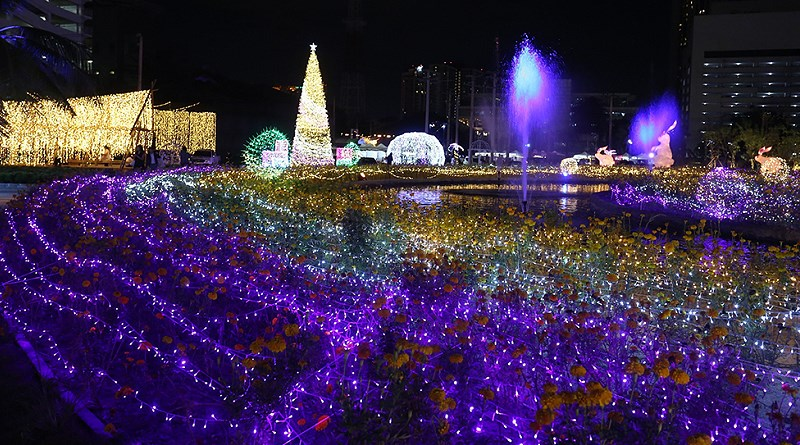 Thailand Illumination Festival 2017 in Bangkok from 5 December to 6 January