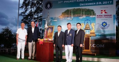 Phuket King's Cup Regatta 31st Anniversary welcomes exceptional fleet of over one hundred sailing entries