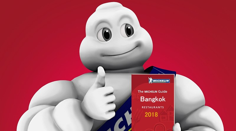 Full list of Michelin Star Restaurants in Bangkok 2018