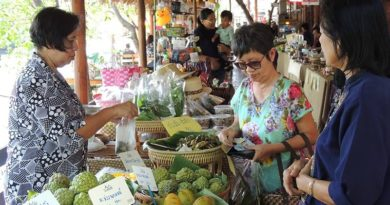 New floating market opens in Taling Chan district of Bangkok