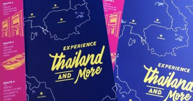 "Launch of new free guidebook ""Experience Thailand and More"""