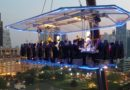 Dinner In The Sky Thailand launches in Bangkok