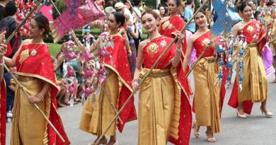 Thailand Tourism Festival 2018 in Lumpini Park from 17-21 January