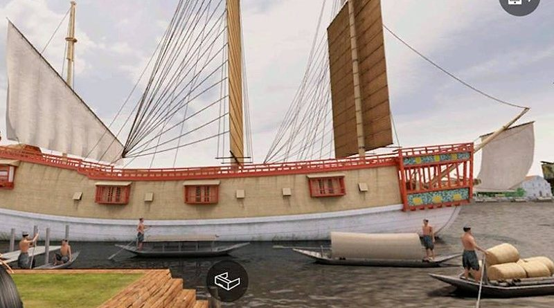 Explore a 17th Century Japanese Village in Ayutthaya with the aid of VR technology