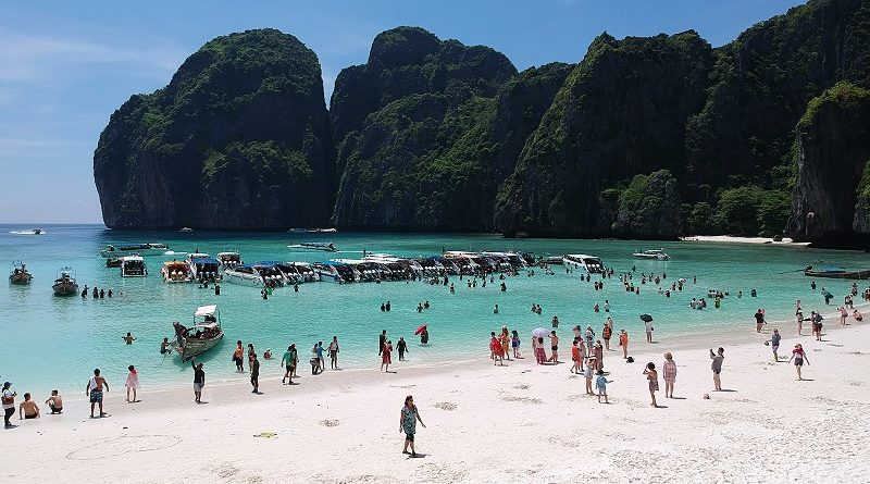 Koh Phi S Famous Maya Bay And Beach To Be Closed Indefinitely Thai Travel News Events