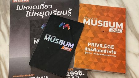 Thailand Museum Pass gives you free entry to many museums during 2020